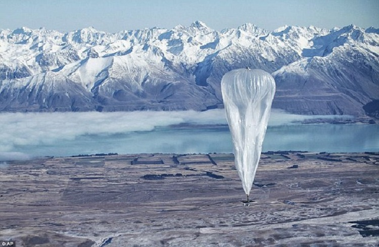 Thermal Conductivity and Project Loon